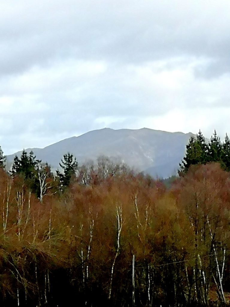 Vista desde San Julián