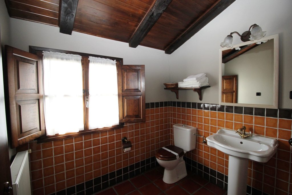 El Antiguo Graero baño