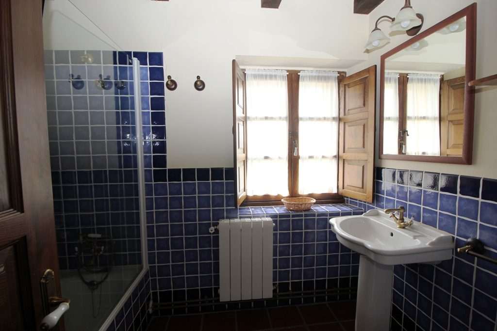 El Pajar Viejo baño dos