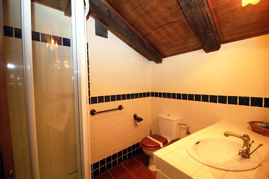 El Pajar Viejo baño uno